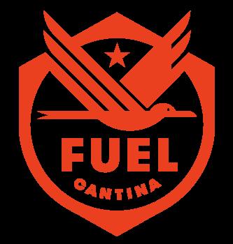 Logo on scroll